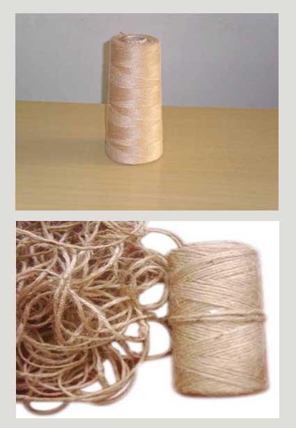 Jute yarn