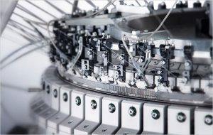 در نمایشگاه ایران تکس 25 شرکت ایتالیایی ماشین آلات نساجی حضور داشتند