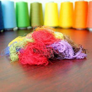 الیاف پلی استر و رنگزاهای دیسپرس