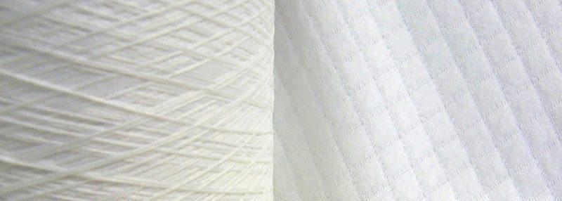 Antibacterial yarn