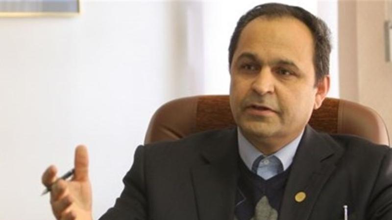 علیرضا حائری - عضو هیات مدیره جامعه متخصصین نساجی ایران
